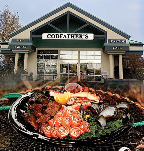 Kelowna Fresh Fish, Kelowna Seafood Market, Fishmonger Kelowna - Codfathers Seafood Market