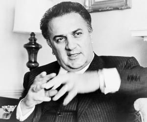 Federico Fellini - Film Director and Scriptwriter