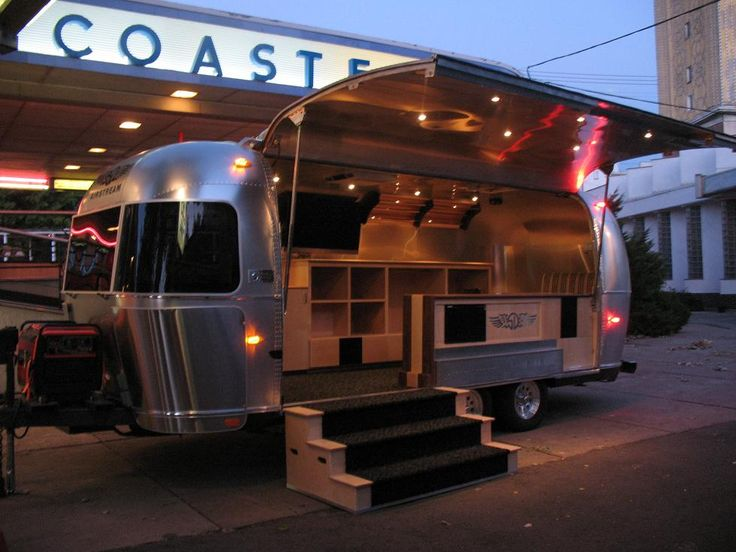 17 Best Images About Airstream Pop Up Shops On Pinterest