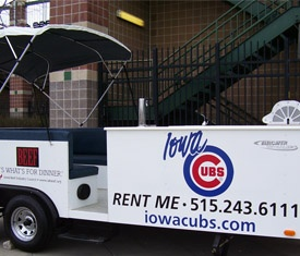 Tailgater | Iowa Cubs Tickets