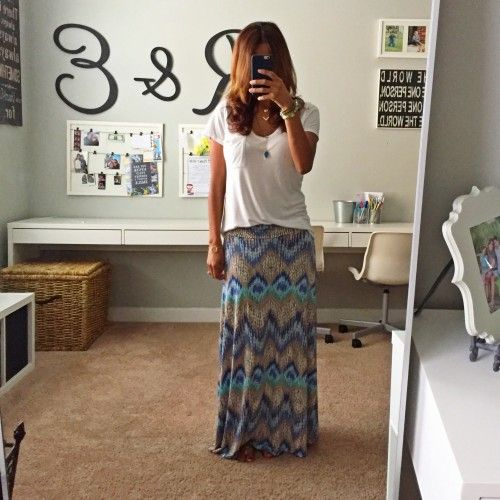 Gilli Alina Maxi Skirt - Stitch Fix