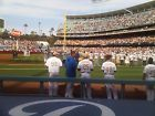 DUGOUT CLUB tickets Pittsburgh Pirates DODGERS 6/3 VIP Aisle Seats + Parking