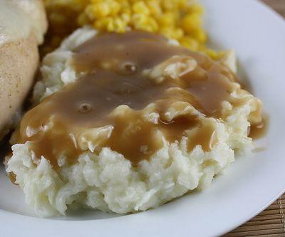 Simple Mashed Potatoes Recipe. Using it tonight :)