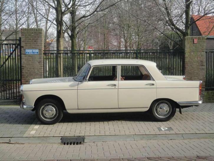 Peugeot 404 Sedan 1969