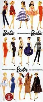 original box 1959 Barbie came in.  Wish I still had mine...