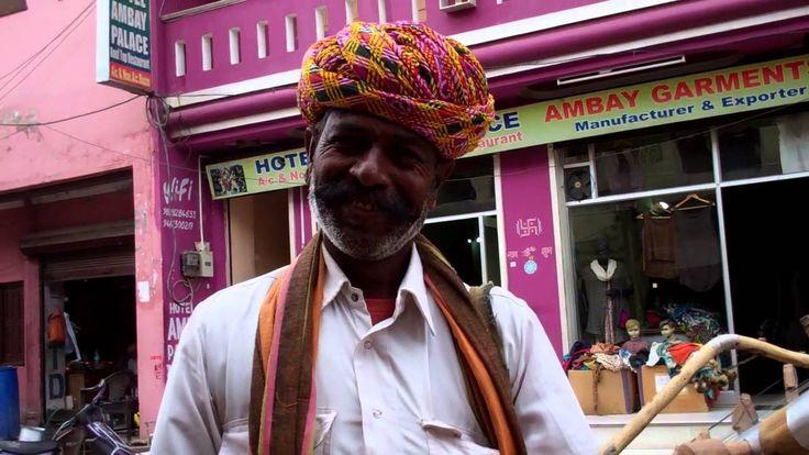 The Fiddler of Pushkar