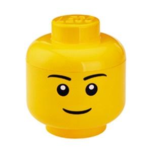 LEGO Storage Head Boy L, 19€, now featured on Fab.