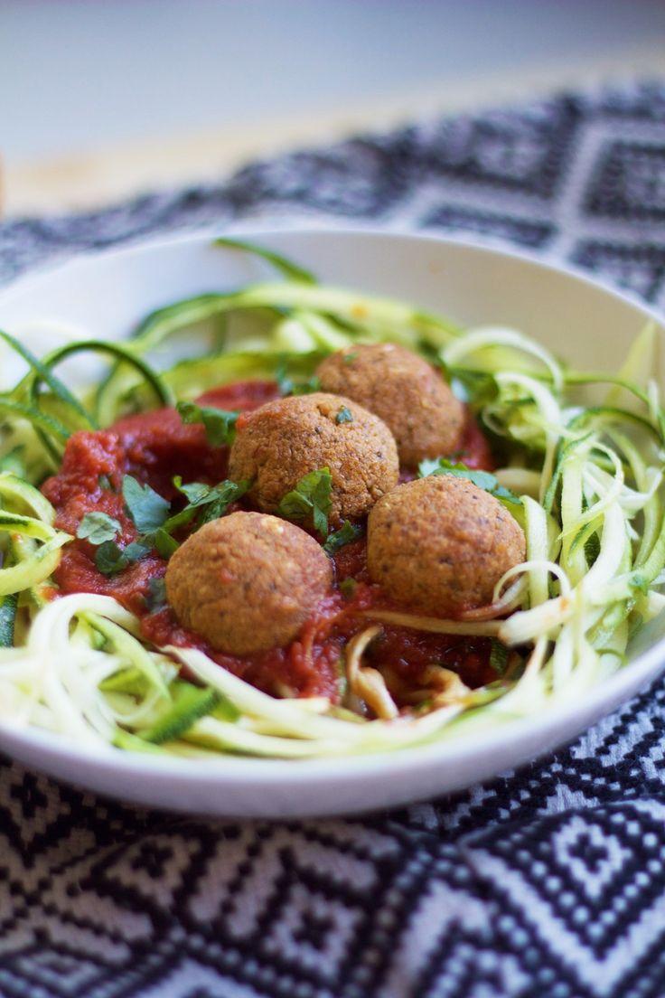 Basil and Tomato Tofu Balls
