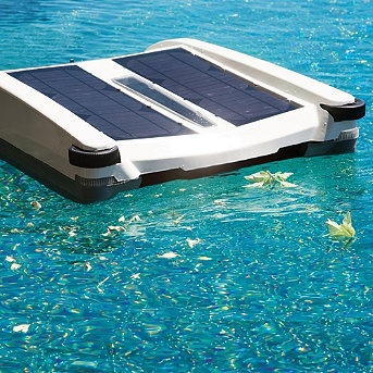 Solar Breeze Pool Skimmer   This Thing Has Saved Me Hours Of Pool  Maintenance