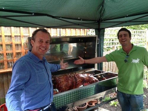 #Hog_Roast_Hire