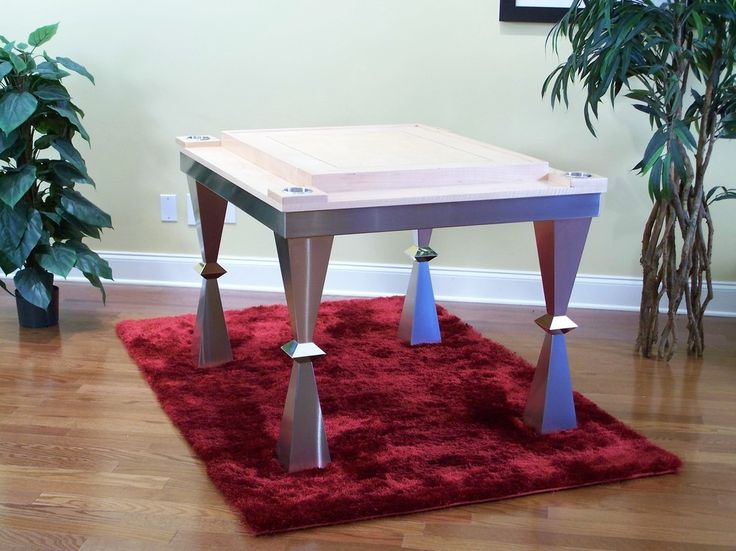 Dominoes / Card Table