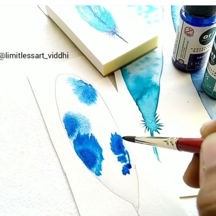 10 Watercolor Hacks For Beginners Watercolor Paintings For