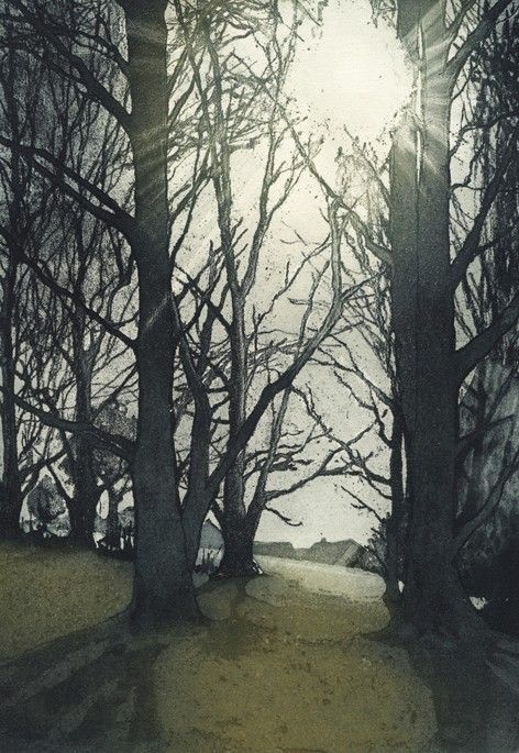 Chrissy Norman - Etchings of Suffolk