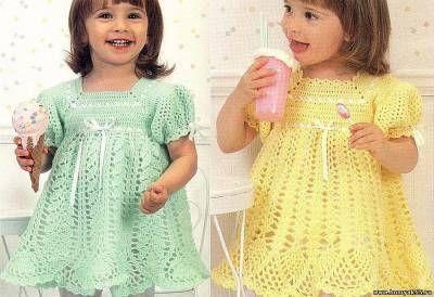 Ажурное платье на 1 год | «Хомяк55.ру» сайт о вязании