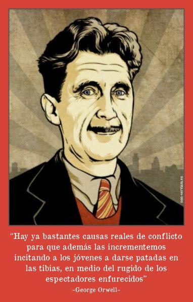 Orwell.antifutbolero