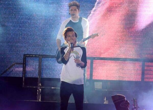 Louis e Niall!