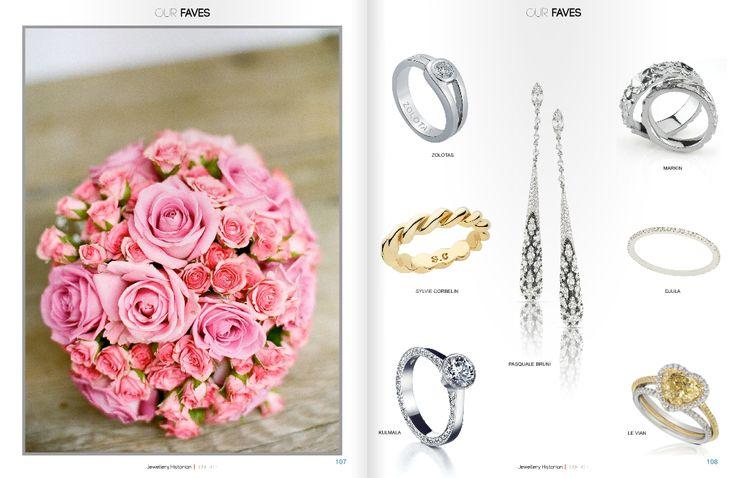 Jewellery Historian #11 | OUR FAVES | Kulmala ring | www.jewelleryhistorian.com