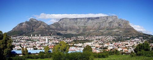 Table Mountain is by far the most popular attraction in South Africa.