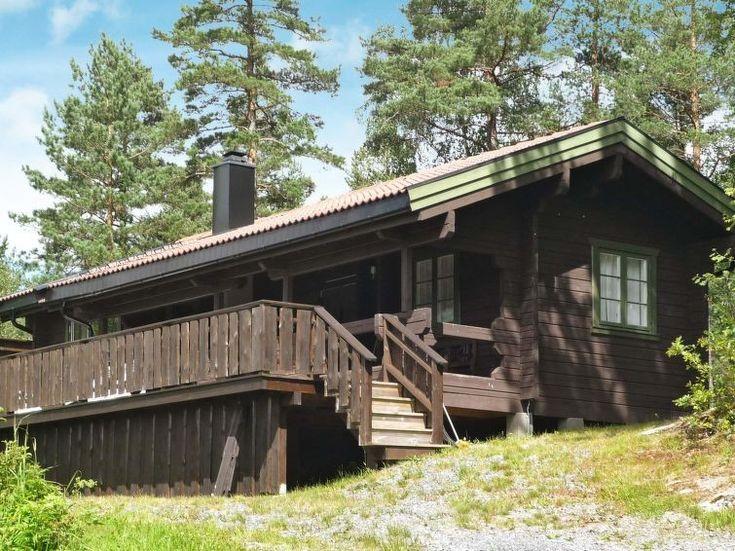 Ferienhaus (Villa) Oggevatn für 6 Personen