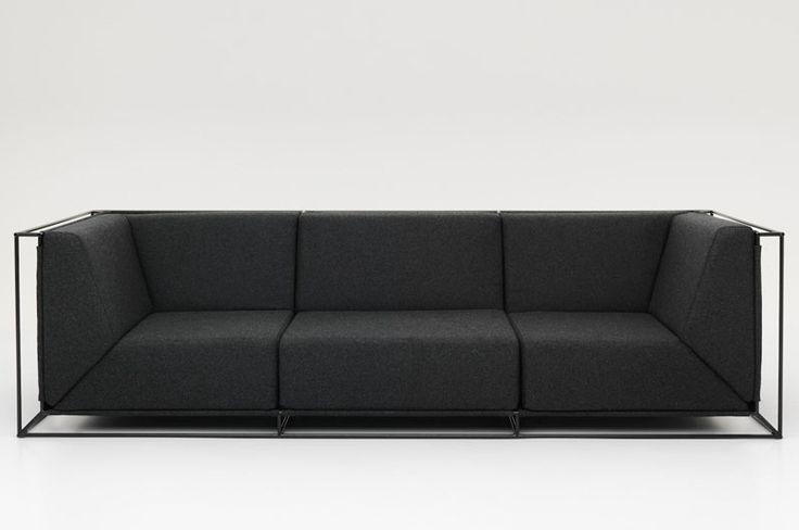 Floating Sofa | by Philippe Nigro
