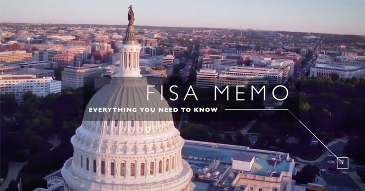'The Republican memo fairly raises questions about why certain facts were never disclosed to the FISA court.'