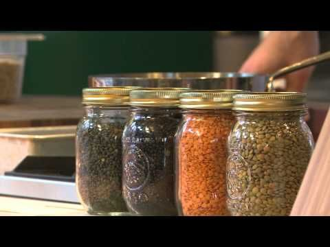 Green Lentils with Bacon and Tarragon - Chef Michael Smith