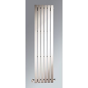 Order online at Screwfix.com. Contemporary, vertical radiators with a smart, quadratic tubular design. Erupto tall radiators are constructed from high quality powder-coated steel. Designed for efficiency, these easy to install upright radiators achieve great heating performance with minimised water content and will enhance the aesthetics of any room. FREE next day delivery available, free collection in 5 minutes.