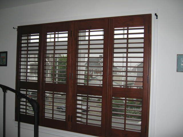 Custom Plantation Shutters Dream Home Pinterest