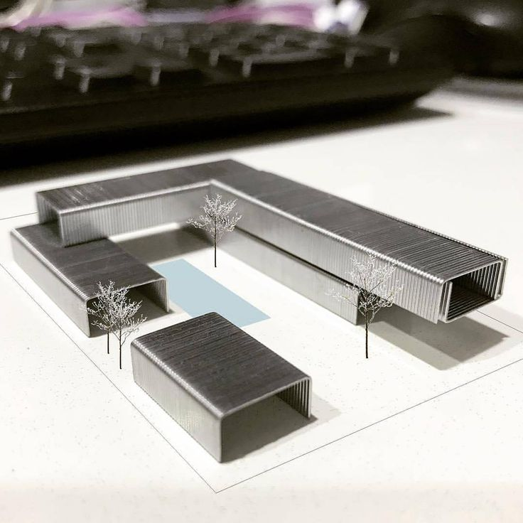 "14.4 mil curtidas, 105 comentários - Architecture Factor (@architecturefactor) no Instagram: ""Nice mini model by @alhameli6000 ⤵ Tag #architecturefactor to share your works #architecture…"""