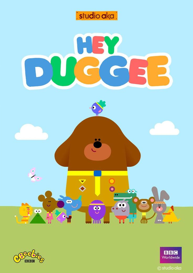 Be sure to watch Nick Jr's new preschool series, Hey Duggee premiering on July 11 at 2PM ET / PT
