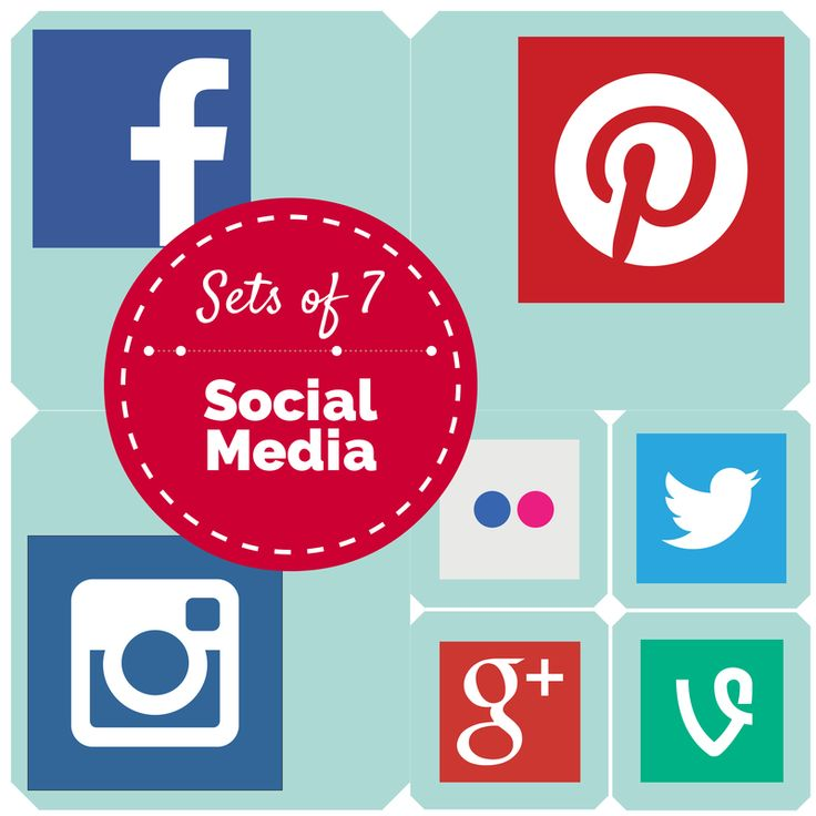 Sets of 7: Social Media - a wrap of all The Crafty Mummy social media profiles, plus some tips and tricks for Facebook and Pinterest #socialmedia #facebook #pinterest #tips