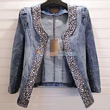 short denim jacket - Pesquisa Google