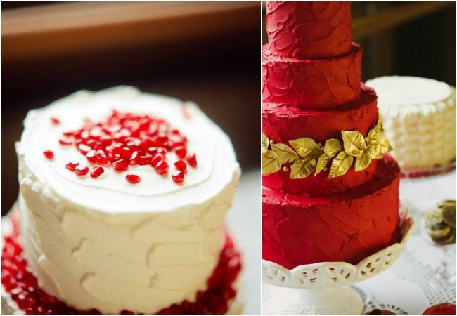 ¿Te casarías en Navidad? 25 detalles decorativos que te convencerán Image: 25