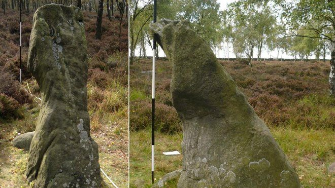 Mysterious Monolith At Gardom's Edge Was An Ancient Astronomical Calendar - MessageToEagle.com