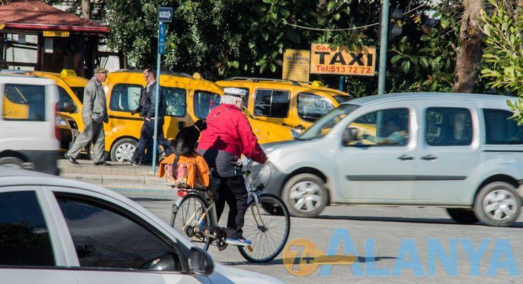 Велосипед и велосипедные прогулки по Аланье. Велопарковки, аренда и покупка велосипедов в Аланье. Цены. #Alanya #Аланья #информация #велосипед #цена #аренда #парковки