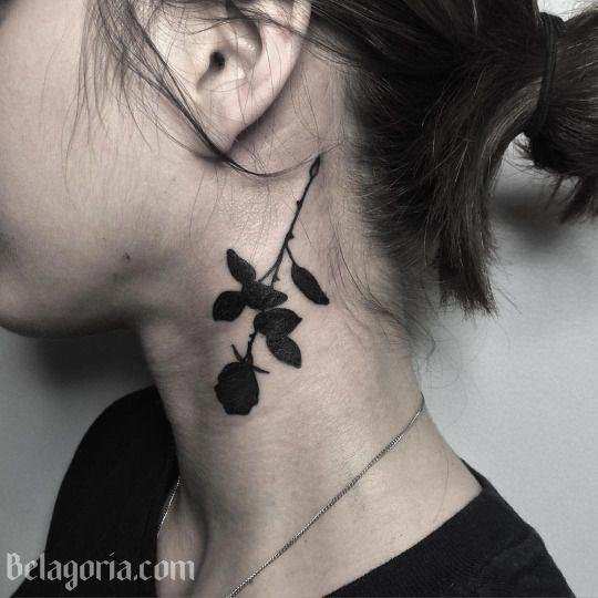 tatouages sur mon cou et mes bras vont #Tattoosonneck   – Tattoos on neck
