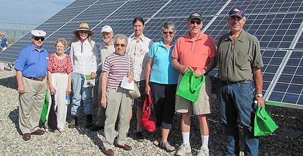 RENEWABLES: A solar brush fire in Trump country -- Wednesday, September 6, 2017 -- www.eenews.net: The hog farmers of Iowa are snapping up solar. Does it portend a changing of minds in the heartland?