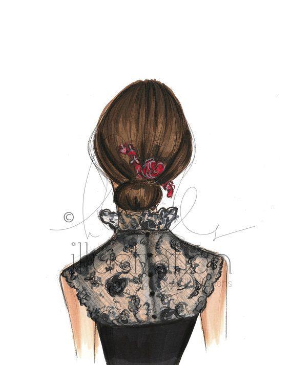 Flor (impresión)