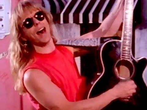 """Watch the official video for the Damn Yankees' """"High Enough,"""" a 90's rock ballad that rose to No. 3 on U.S. Hot 100 chart. The band's songs appeared on several Hollywood film soundtracks, such as Gremlins 2: The New Batch, Nothing But Trouble and The Taking of Beverly Hills.    Share this video on Facebook:  https://www.facebook.com/sharer/sharer.p..."""