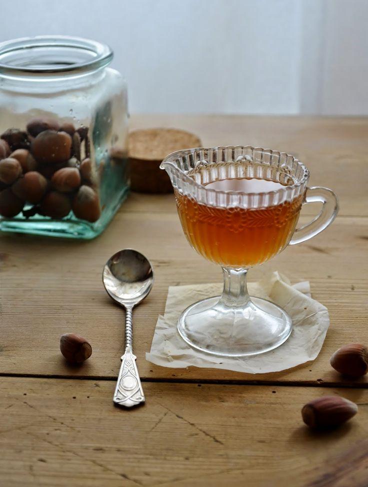 Niebiański syrop z orzechów laskowych | Silver Teaspoon