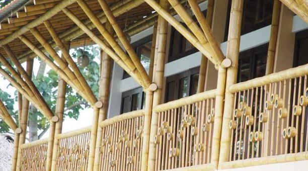 El Acero Vegetal Sigue En Alza Casas De Madera Casas En Bambu Casas Guadua