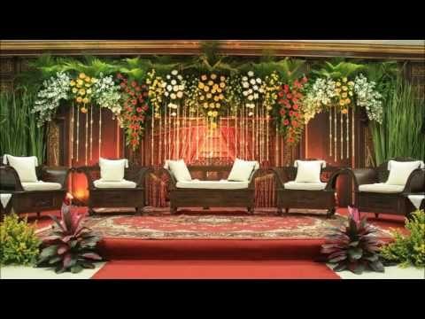 Dekorasi Pernikahan Adat Jawa Unik Mewah