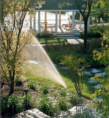 Right NOW is the Best Time for Installing Lawn Sprinkler Systems