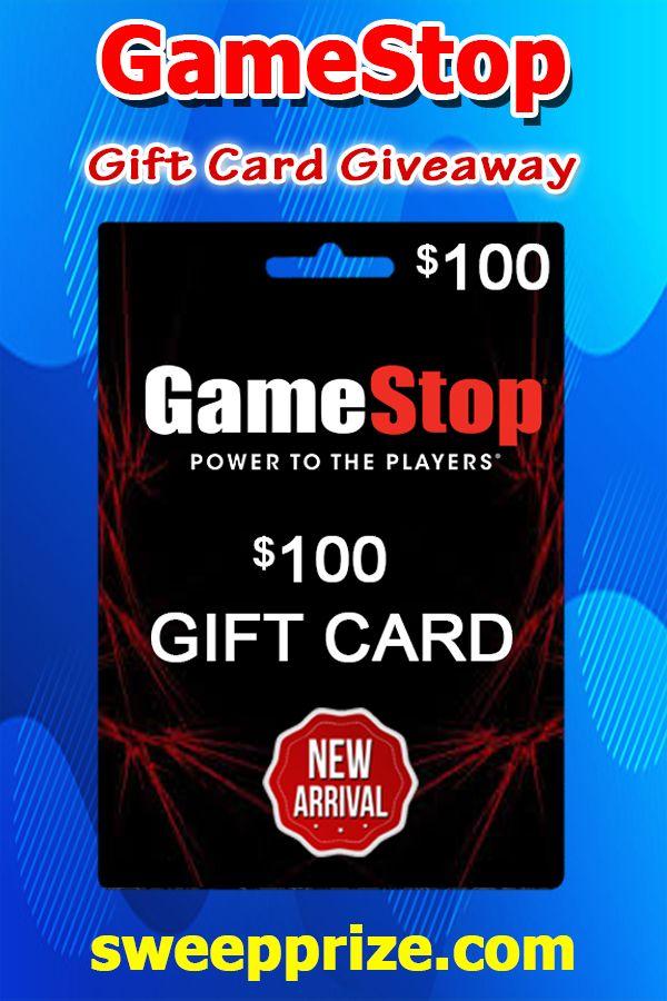 Gamestop Gift Card Giveaway Free Gamestop Gift Card Codes Gift
