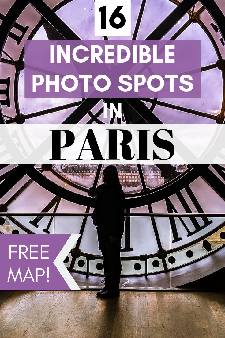 16 Incredible Paris Photo Spots You Can't Miss