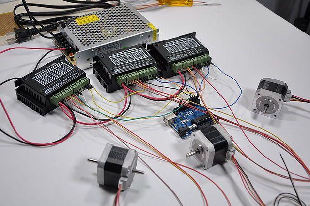 Arduino_Stepper_Motor_Control