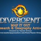 Divergent (and Insurgent) Novels by Veronica Roth Research and Mapping Activities - Common Core Aligned  Use this mapping and research writing acti...