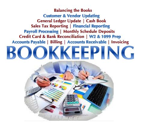 Image result for Professionalize your bookkeeping