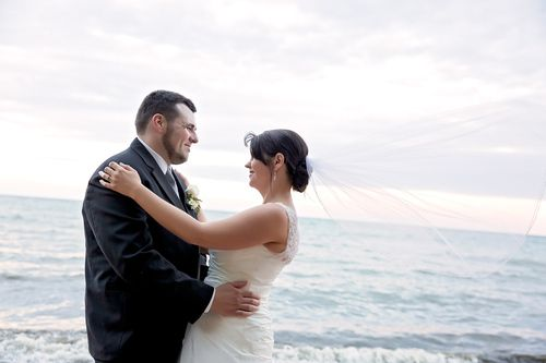 Crystal and Aaron: #Otellos - Banquet and Convention Centre, #Oakville #Wedding — Damion Rae #Photography