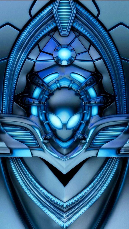 Hesitant Alien Wallpaper Iphone